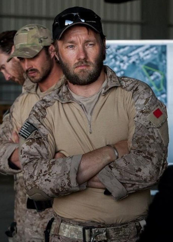 """Joel Edgerton's Patrick, the SEAL squadron's leader, is a bit of a cowboy, though quick-witted and unerringly competent."" Wall Street Journal review of ""Zero Dark Thirty"""