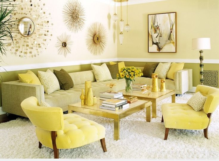 Living Room By Jeff Andrew. Find This Pin And More On Monochromatic Color  Schemes ... Part 40