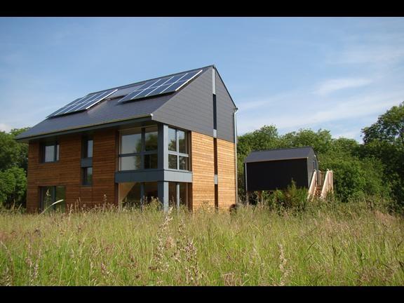 Passivhaus design  44 besten Passivhaus :: Architecture Bilder auf Pinterest ...