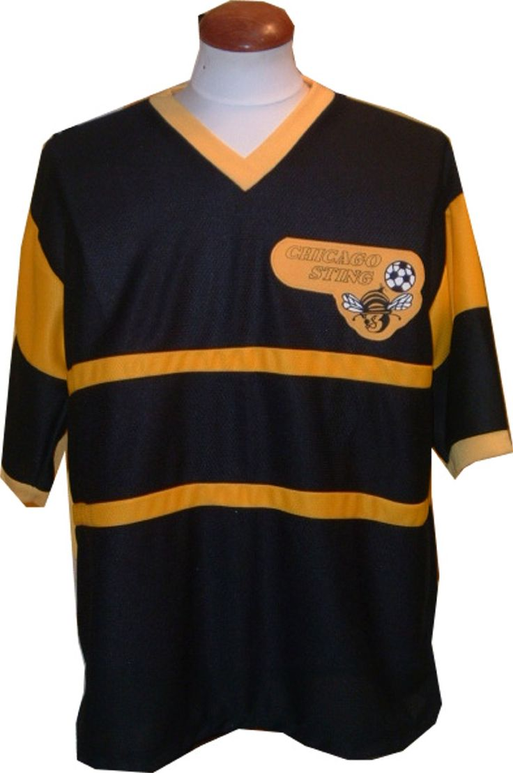 Chicago Sting North American Soccer League Replica Jersey