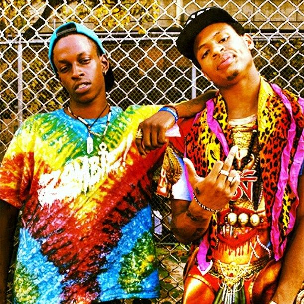 Hip Hop is Back with a Psychedelic Message!   The Underachievers (KJ Song Rec)