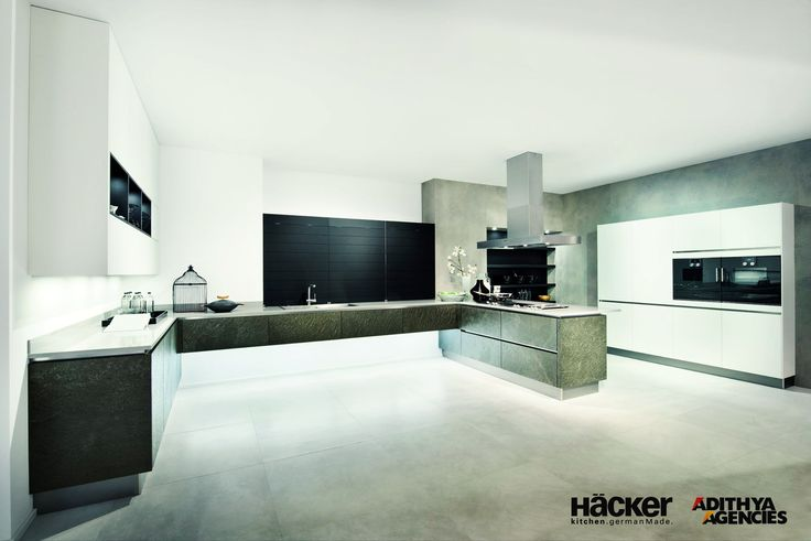 Not only is this #Kitchen designed to be classy but to provide ample space for your cooking activities