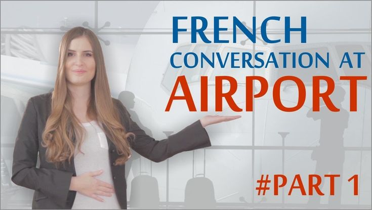 Welcome to our basic French language course First week in Paris. In this lesson we will teach you some words and phrases and give you some tips when you arrive at the airport in France.