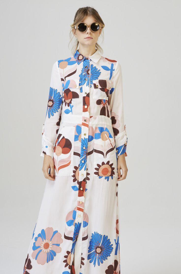ALSOORS - long shirt