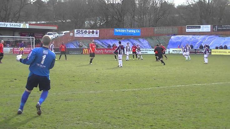 VIDEO HIGHLIGHTS: Sheffield FC 0 - 3 Stafford Rangers NPL D1S 21/3/15