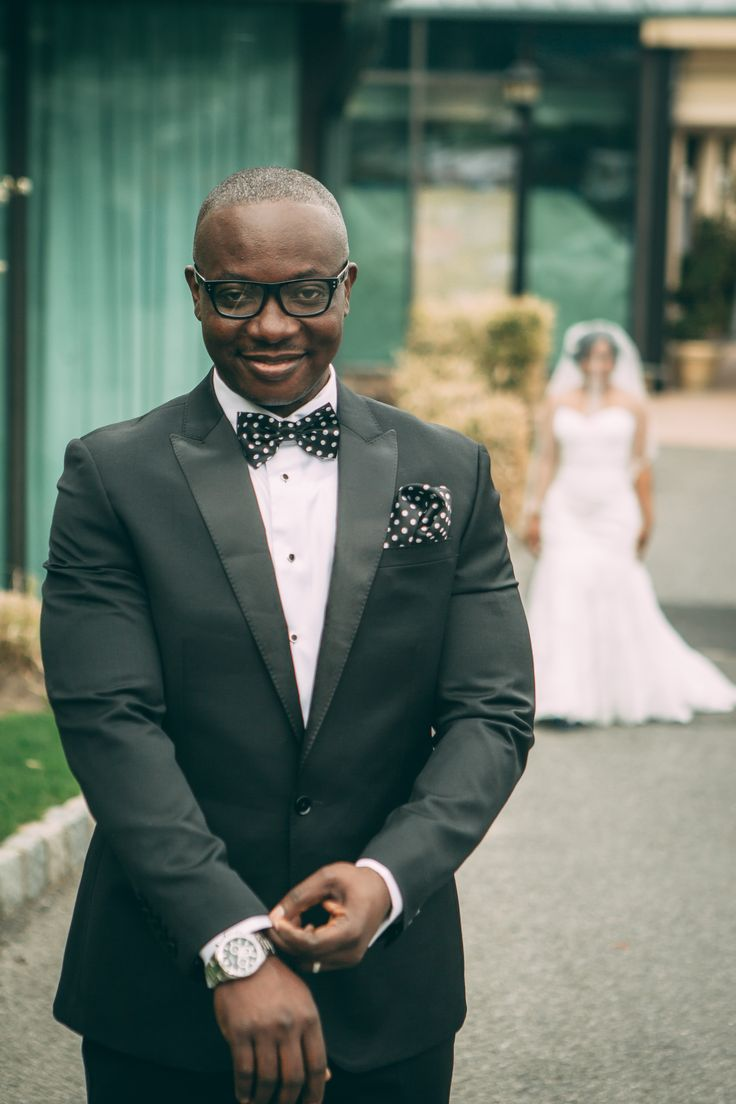 Black and White Mens FormalWear