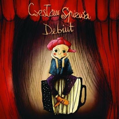 Debiut [Digipack] - Czesław Śpiewa