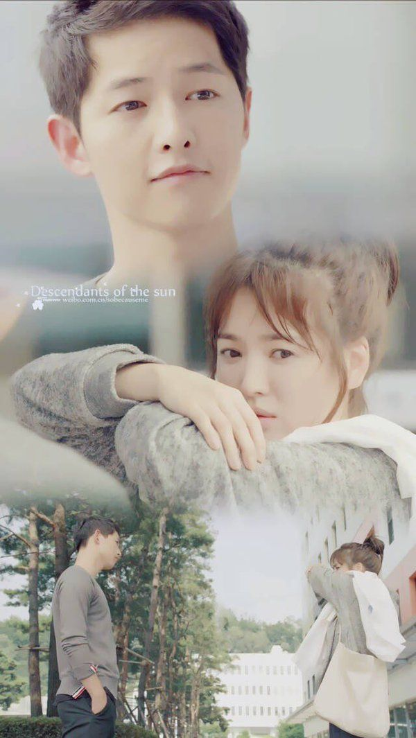Descendants Of The Sun #Ep2