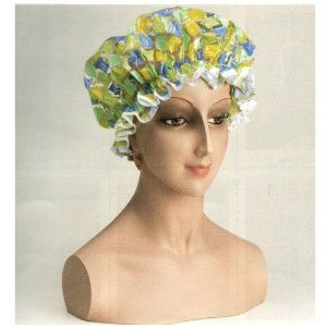 Vinyl Shower Cap - I Love Me by O.R.E.. $10.99. 100% Vinyl. One size fits most. Ladies, it''s time to replace those boring shower caps with help from our Vinyl Shower Caps. Our shower cap will keep water out of your hair with style! Shower cap features an elastic band for comfortable fit.. Save 15%!