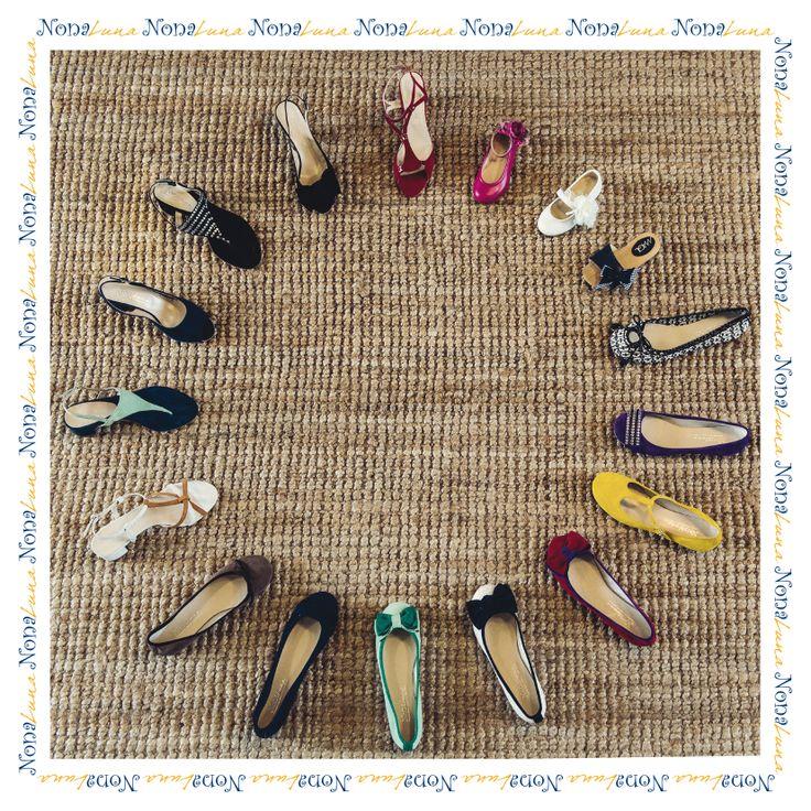 Nona Luna Shoes - Scarpe comode per Future Mamme - http://www.nonaluna.com/it/brands/shoes/nona-luna/