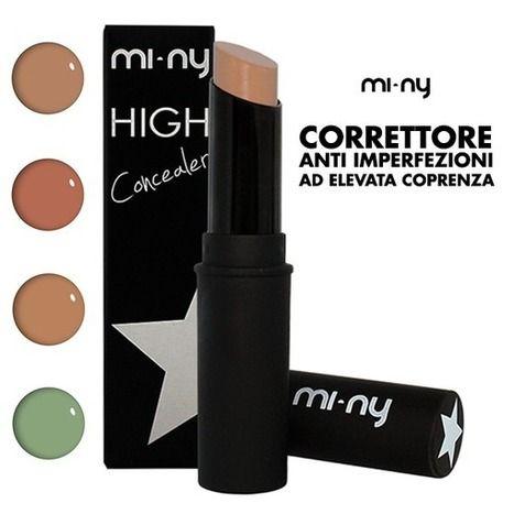 Hello Girls!  Eccovi un'altra NOVITÀ per il 2014 firmata MI-NY:  CORRETTORE ANTI IMPERFEZIONI AD ELEVATA COPRENZA Per essere sempre perfette! Disponibile in 4 tonalità.  SHOP ONLINE http://www.minyshop.com/it/153-correttore  #nails #makeup #maquillaje #miny #minycosmetics #fashion #style #cool #girls #women