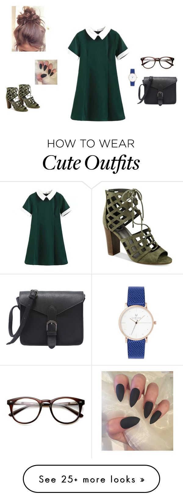 """""""Casual Summer Outfit"""" by ctennisbeau on Polyvore featuring G by Guess"""