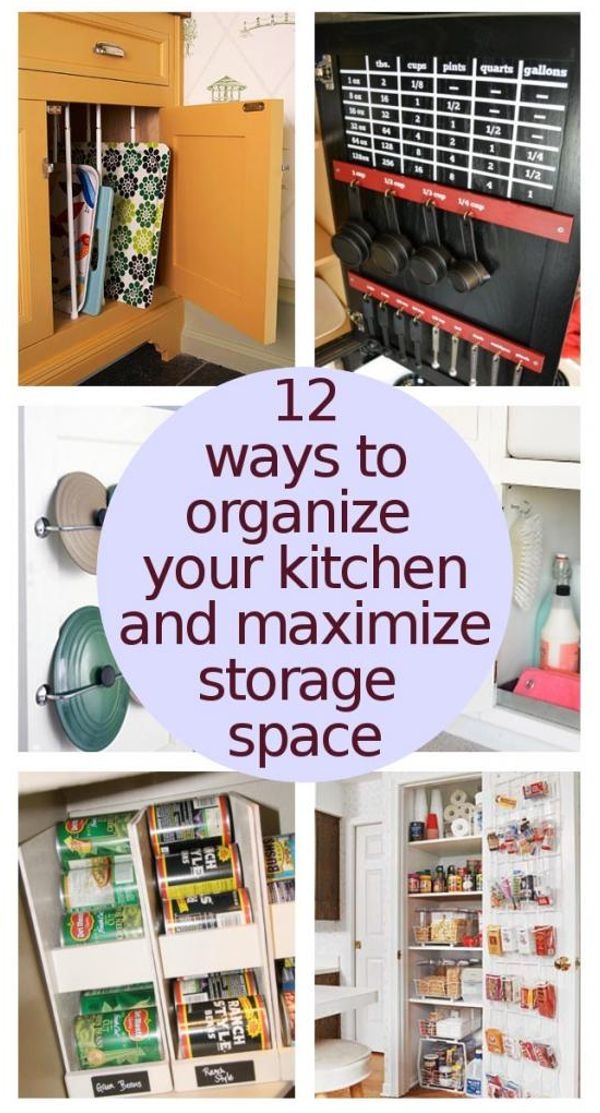 How To Organize Your Kitchen 21: 3983 Best 31 Days Of Organizing The House Images On