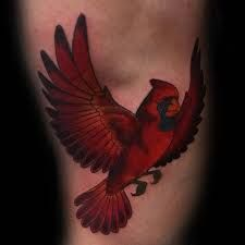 Image result for cardinal tattoo meaning