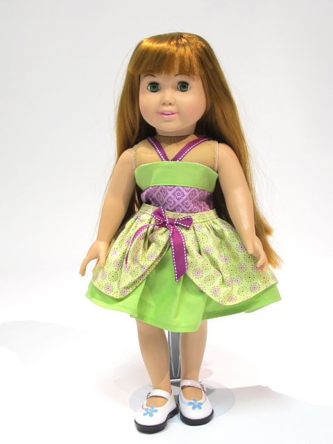 30-minute Doll Clothes. These are so much fun to make and really takes 30 minutes or so to complete.