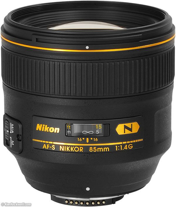 Nikon 85mm F 1 4 G Review Nikon Lens Nikon Camera Lenses Nikon