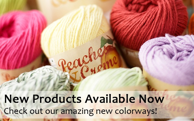 Producing The Highest Quality Cotton Yarns | Peaches And Creme