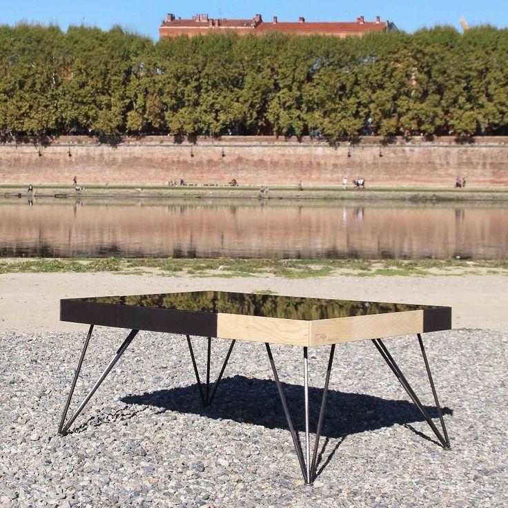 les 62 meilleures images du tableau tables design sur. Black Bedroom Furniture Sets. Home Design Ideas