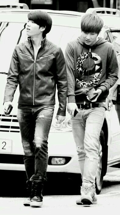 #Woohyun #Sunggyu #Infinite