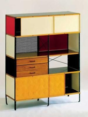 charles eames: Eames Storage, Design Interiors, Charles Eames, Mid Century, Bauhaus Design, Wall United, Modern Houses, Storage United, Ray Eames