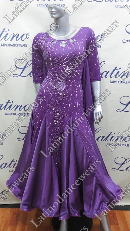 BALLROOM COMPETITION DRESS LDW (ST259) BALLROOM-COMPETITION-DRESS-LDW-ST259 Latino Dancewears