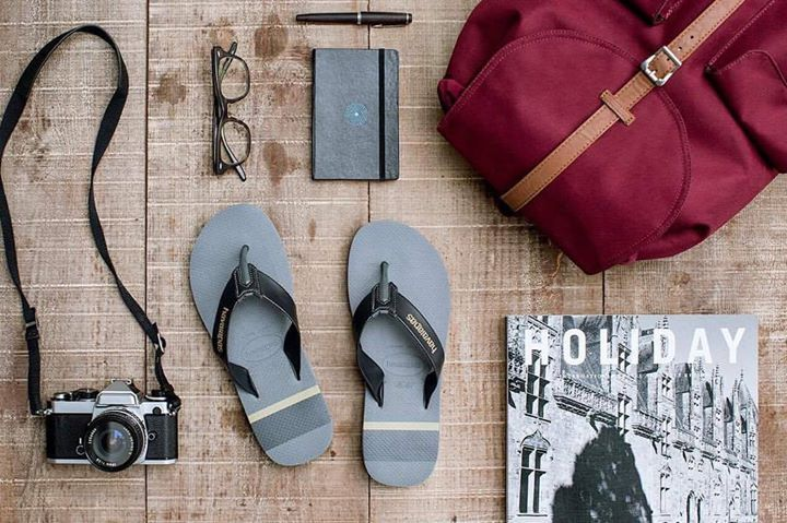 Getting ready for the summer vacation?  Don't forget your Havaianas flip flops   Get yours over here  http://bit.ly/Havaianas-SS17