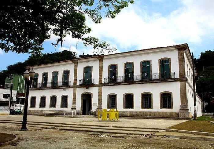 A Cadeia Velha de Santos voltará a receber atividades culturais por meio de parceria entre o Governo do Estado de SP e a Secretaria Municipal de Cultura