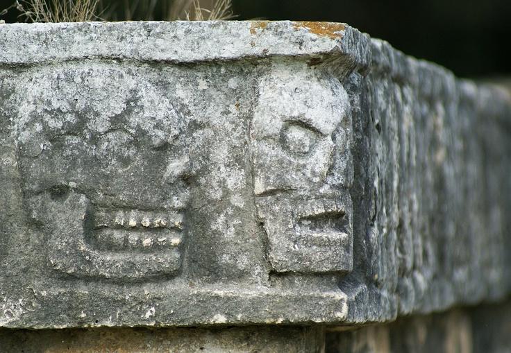 Chichén Itzá, una de las 7 maravillas del mundo esta en México