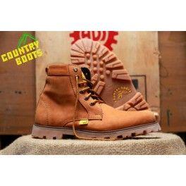 Sepatu Country Boots Sol Walking.   Sepatu country boot dengan warna cokelat tan mengkilap bermaterial kulit suede sangat cocok digunakan kerja lapangan seperti pekerjaan Kontraktor ,Perusahaan Mesin ataupun lainya. sepatu ini sangat elegan dan menambah daya tarik untuk di gunakan . Klik Tombol beli .