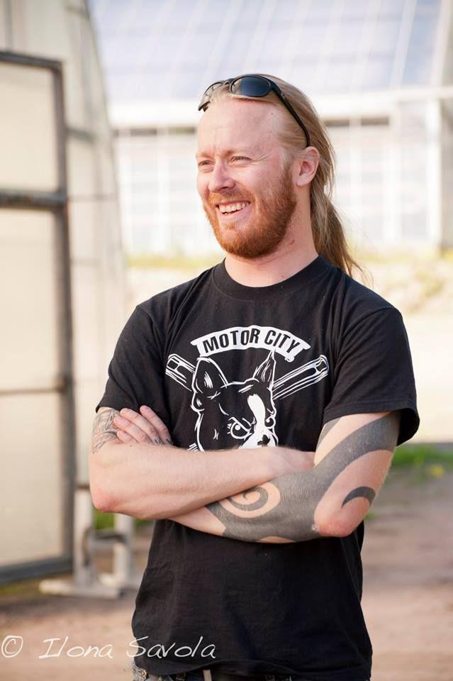 Antti Hyyrynen, Stam1na