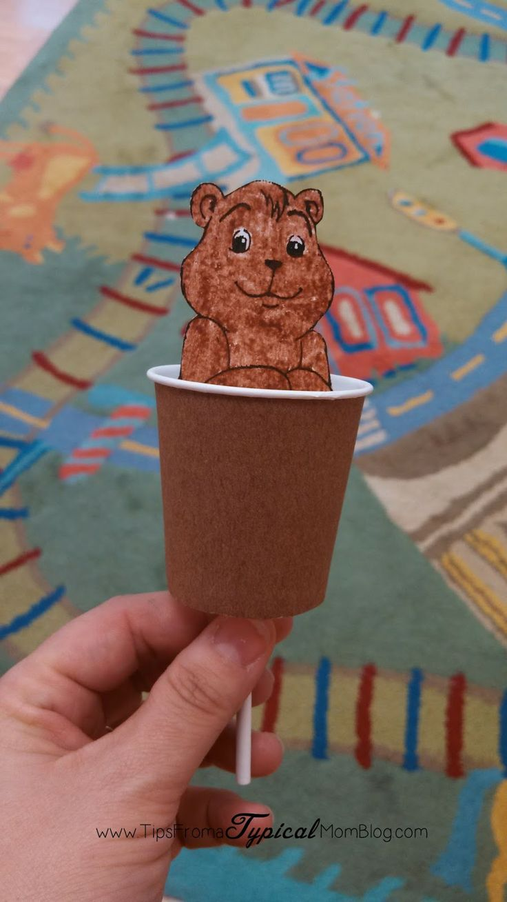 25 best ideas about groundhog day on pinterest for Groundhog day crafts for preschoolers