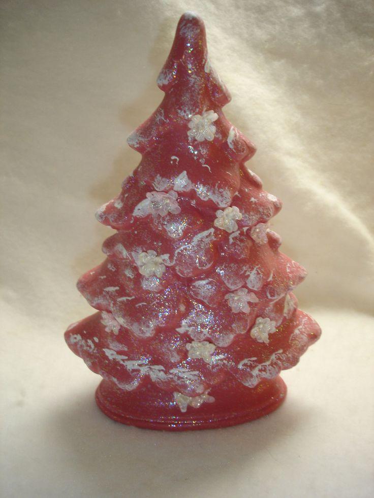 Ceramic Table Top Christmas Tree