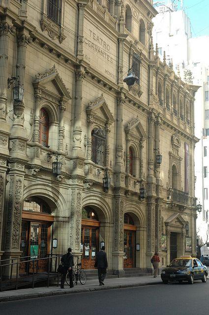 Teatro Nacional Cervantes   Ministerio de Cultura - Presidencia de la Nación