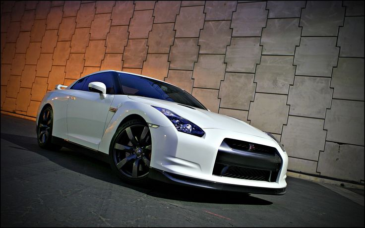 Nissan GT-R #nissan #gtr  #nissanrussia