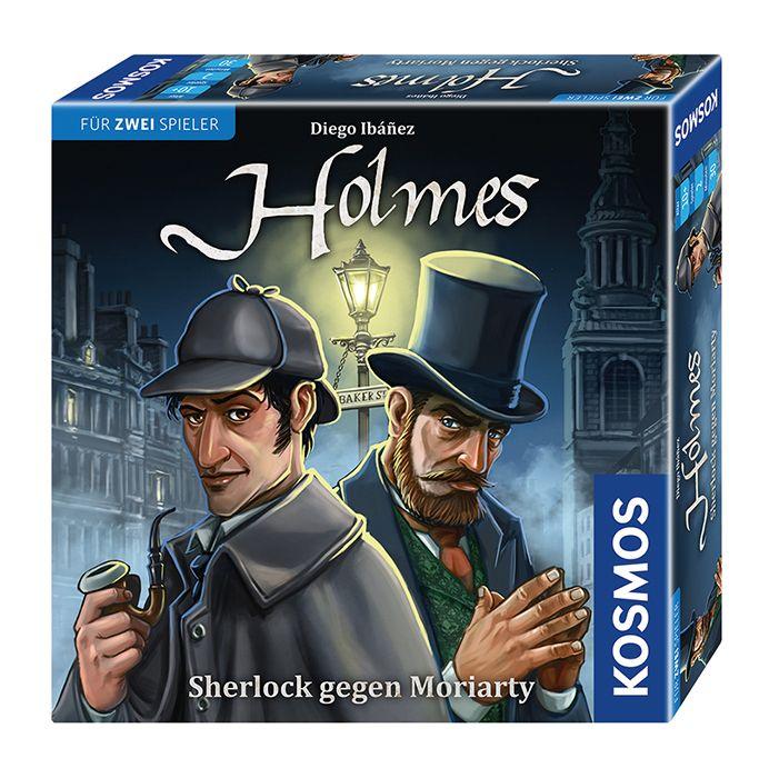 Holmes | Spiele für Zwei | Spiele | Spielware | KOSMOS