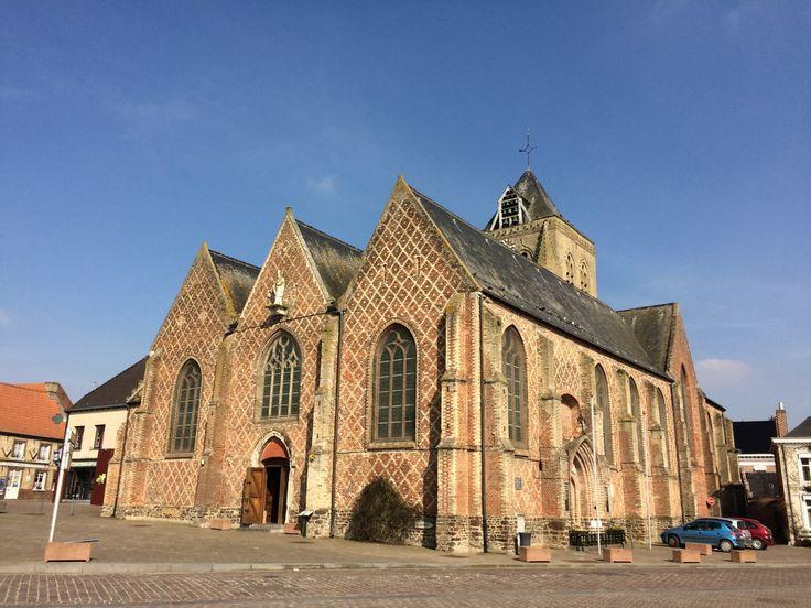 Eglise Saint Folquin, Eglise d'Esquelbecq - MonSitePhotos - MonSitePhotos