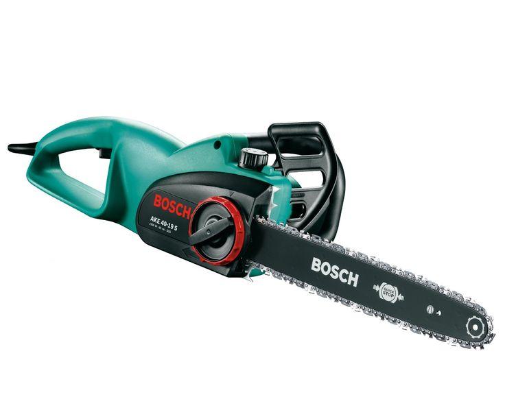 Bosch Ake 40 19 S Electric Chainsaw 40 Cm Bar Length