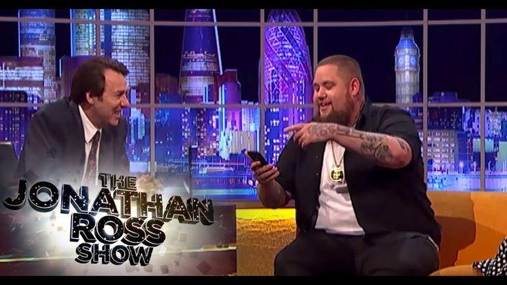 Rag'n'Bone Man Raps About Eastenders - The Jonathan Ross Show