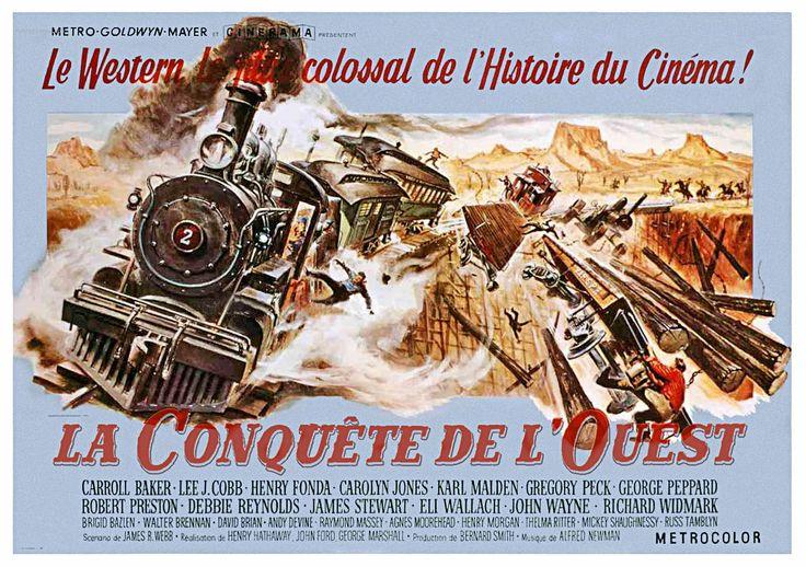 How The West Was Won Cast | wallpaper La Conquête de l'Ouest (1) Le Film 92547