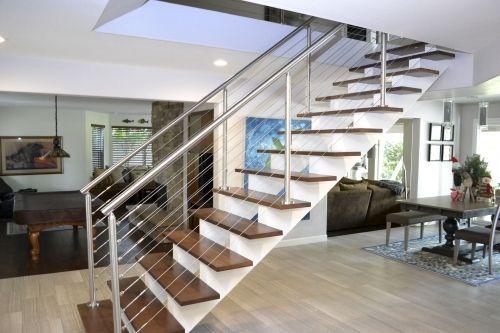 25  best ideas about handrail brackets on pinterest