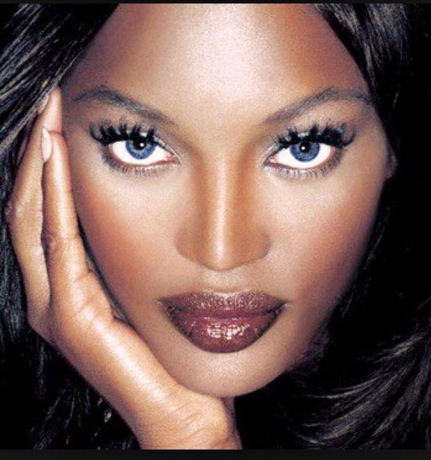 Tyra Banks Victoria S Secret Walk: 42 Best Beautiful Black Models Images On Pinterest