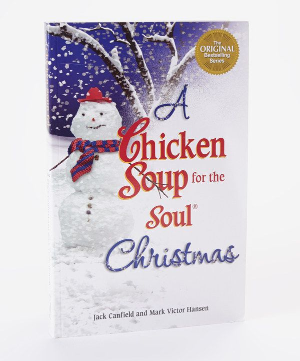 ... this Chicken Soup for the Soul: Christmas Paperback on zulily today