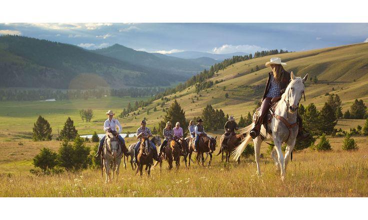 A Thanksgiving Getaway In Montana