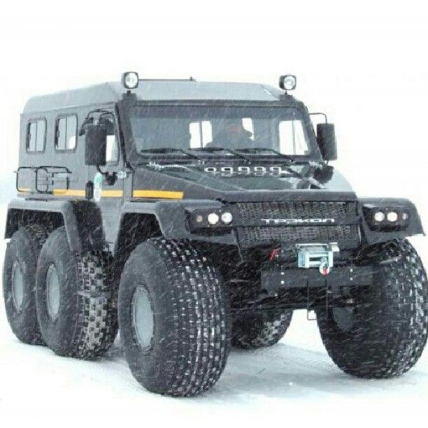 Artic #truck #car #snow #4x4