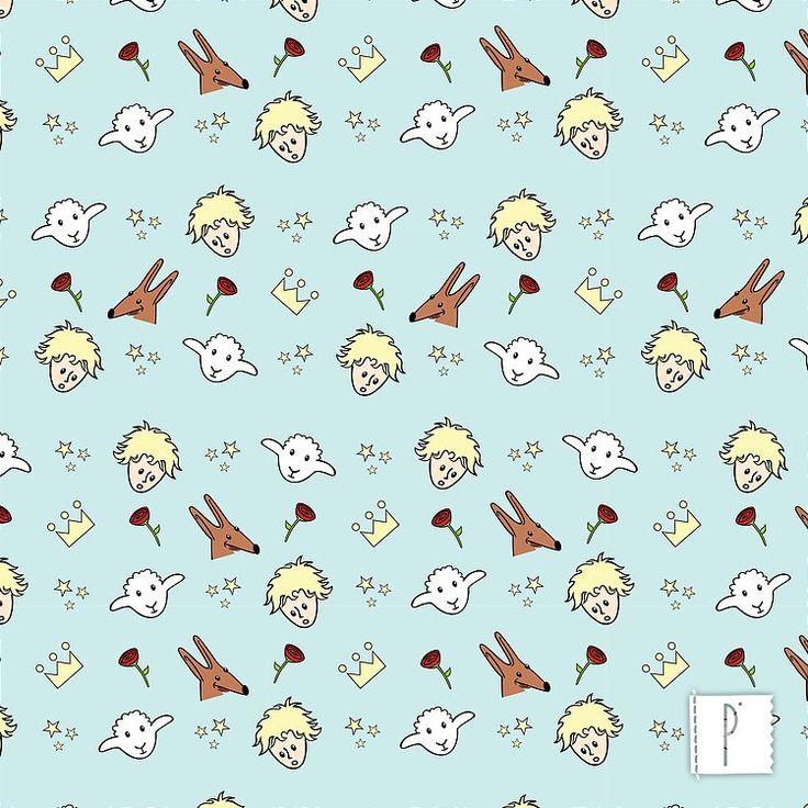 A estampa Principe, (Pequeno Príncipe) de autoria de Skizze | Design Criativo, está disponível em qualquer uma das nossas opções de tecido. Prazo de produção: até 25 dias úteis.