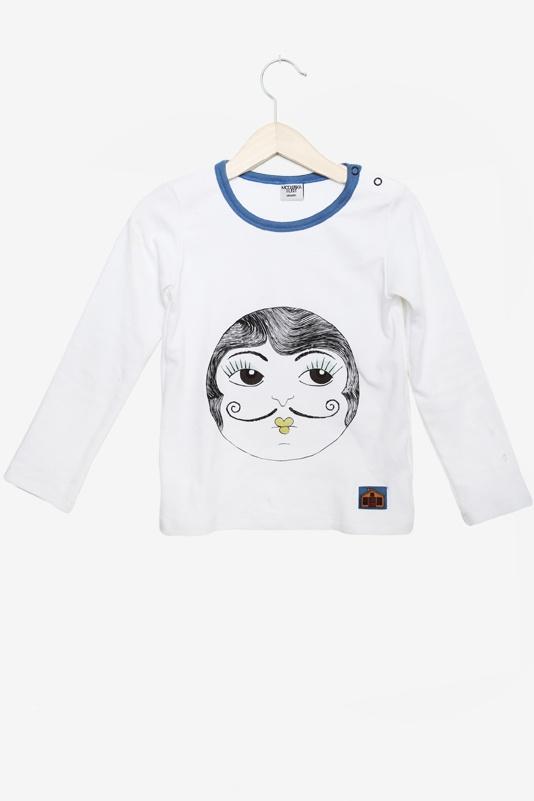 Log sleeve shirt - Rita Sue (Inspired by HBO Tv-series Carnivàle!) by Modeerska Huset