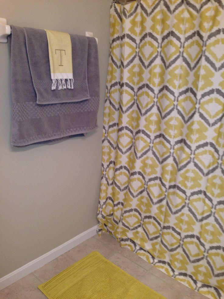1000 ideas about grey yellow bathrooms on pinterest for Bathroom yellow and gray