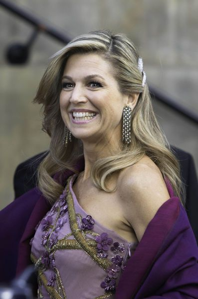 30 April 2017 - Festive Dinner to King Willem-Alexander's 50th Birthday