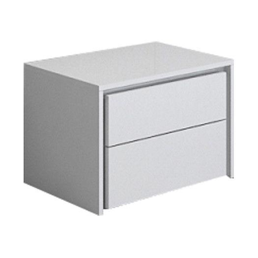 Casabianca Furniture Zen 2 Drawer Nightstand | AllModern