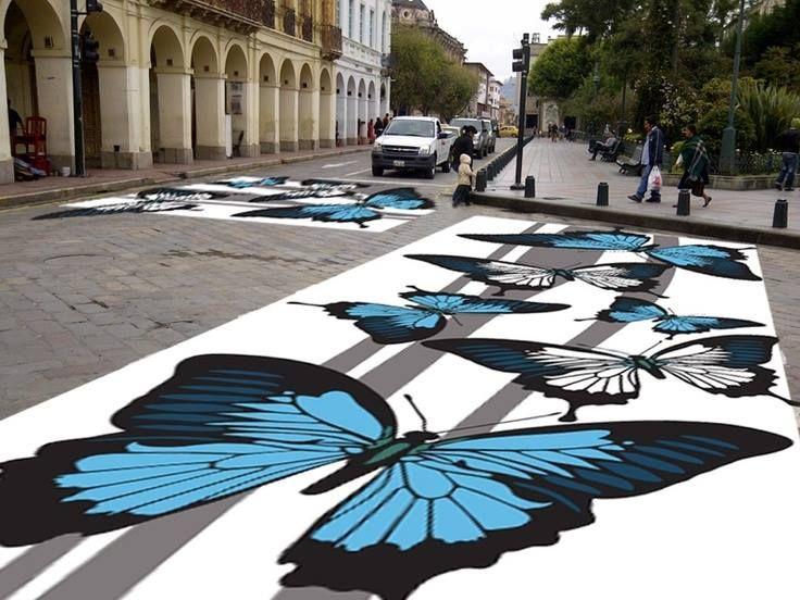 No próximo domingo dia 8 de março, das 10h às 13h, voluntários poderão se reunir para pintar uma faixa de pedestres para que os moradores caminhem com segurança entre a Praça das Corujas e o Parque Linear, Zona Oeste de São Paulo.